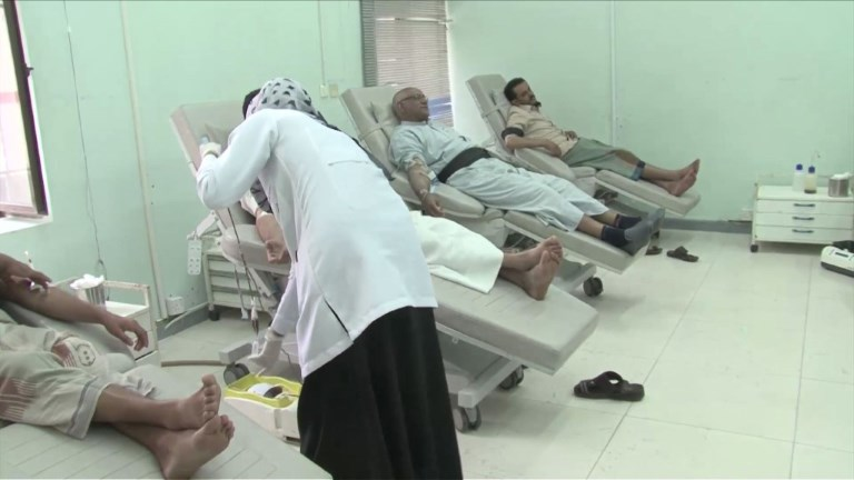 Yemen: la banque du sang risque la rupture de stock