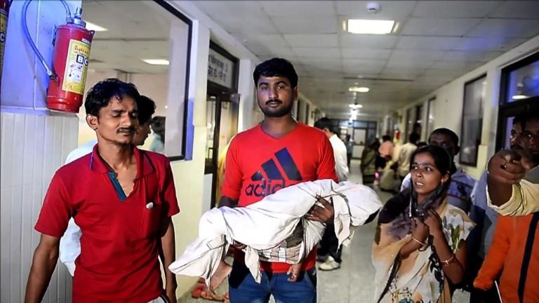 Inde: au moins 64 enfants morts dans un hôpital