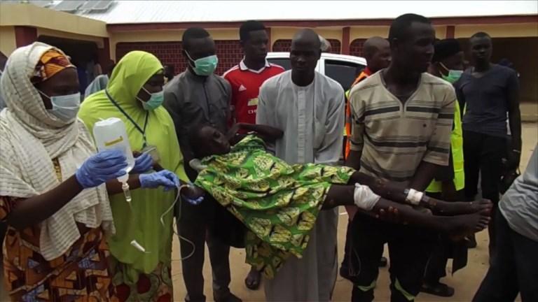 Attentats suicides dans le nord-est du Nigeria: 28 morts