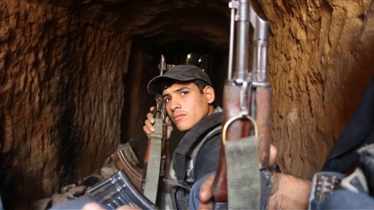 Combats entre rebelles et régime syrien près de Damas