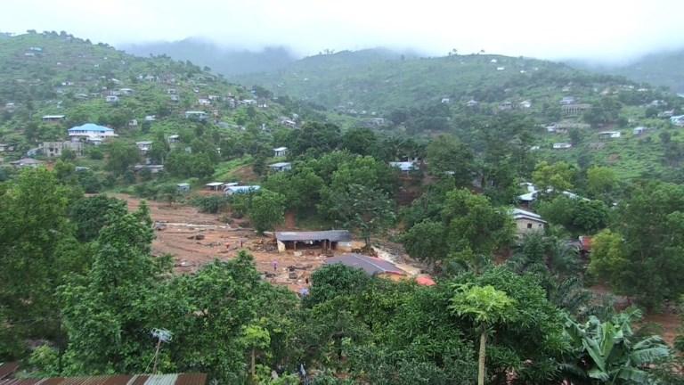 La Sierra Leone pleure ses morts, emportés par les inondations