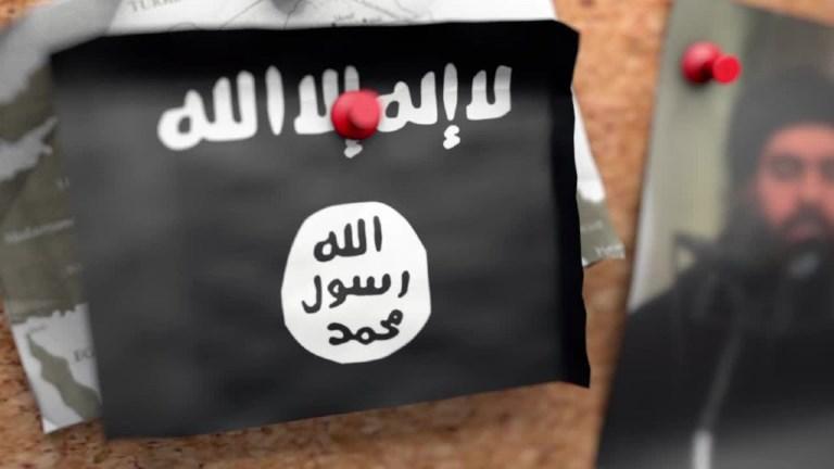 Le groupe Etat islamique