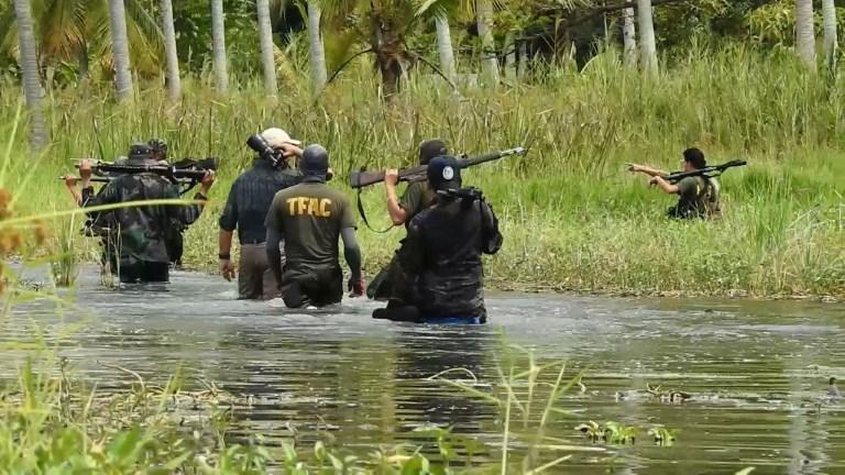 Philippines: un groupe rebelle se bat contre l'EI