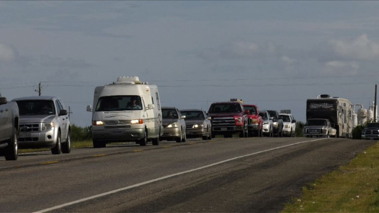Le Texas redoute le passage de l'Ouragan Harvey
