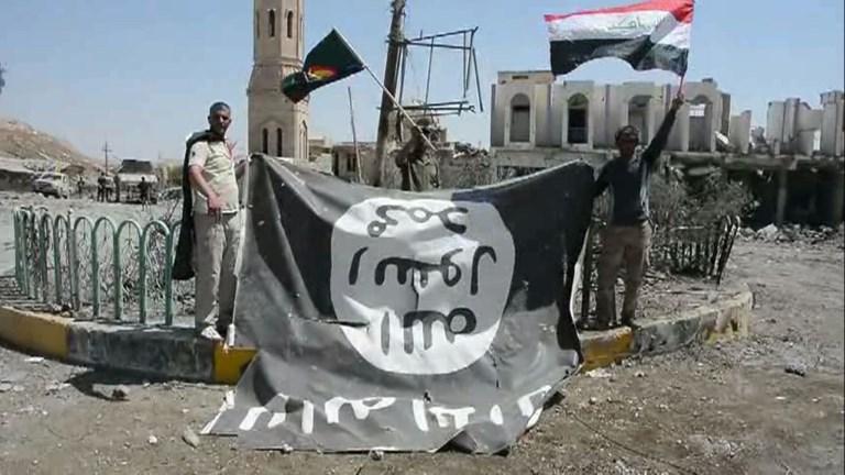 Tal Afar:les forces irakiennes en passe de remporter la bataille