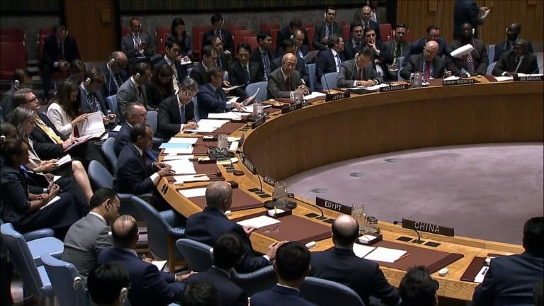 Le Conseil de sécurité en quête d'une réponse à la Corée du Nord