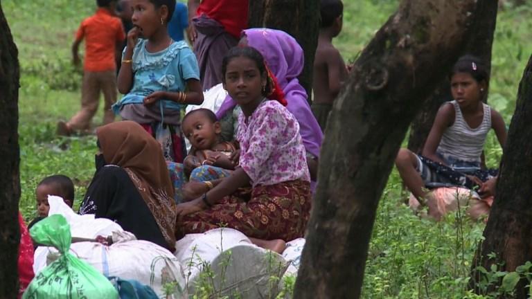 Bangladesh: des réfugiés rohingyas réagissent au cessez-le-feu