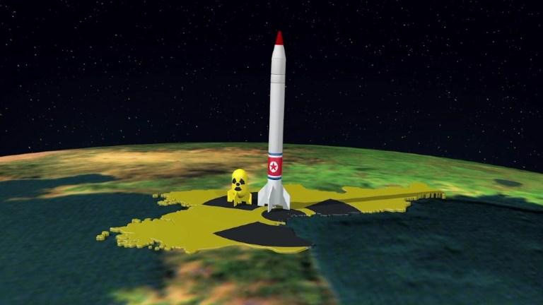 La Corée du Nord, vers l'arme atomique