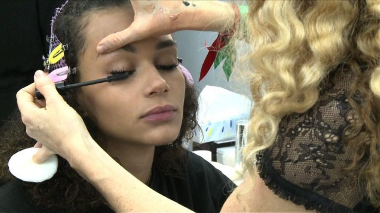 Défilé Dior: des mannequins toujours minces... mais pas trop