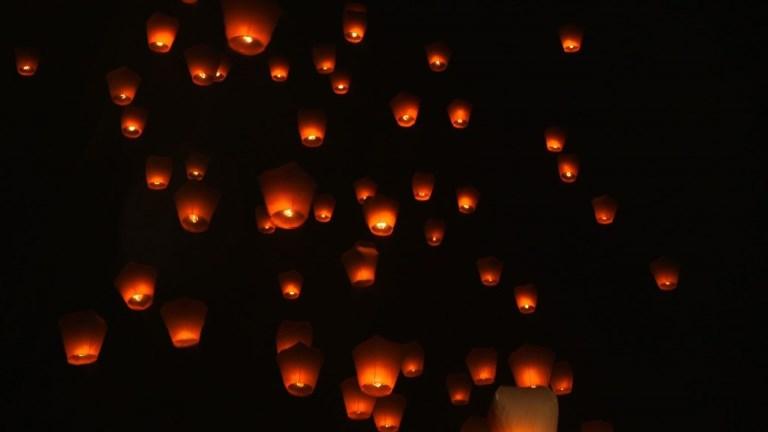 Taïwan: le festival des lanternes, un symbole de paix