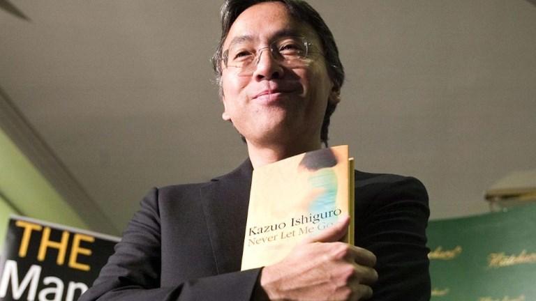 Le Nobel de littérature au Britannique Kazuo Ishiguro