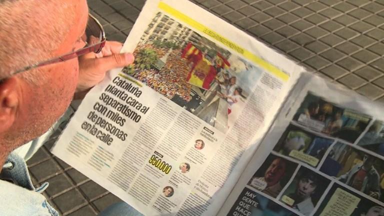 Espagne: les Catalans dans l'incertitude