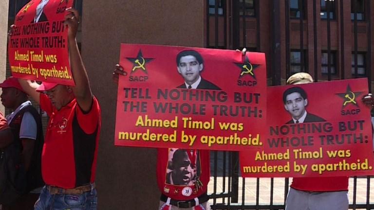 Afrique du Sud: justice pour Timol, 46 ans après sa mort