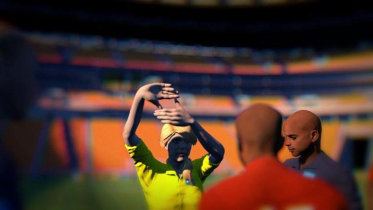 L'arbitrage video au football