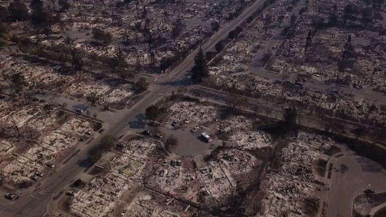Incendies en Californie: