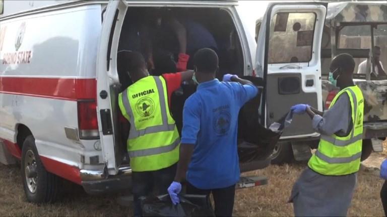 Nigeria: 5 morts dans un attentat suicide attribué à Boko Haram
