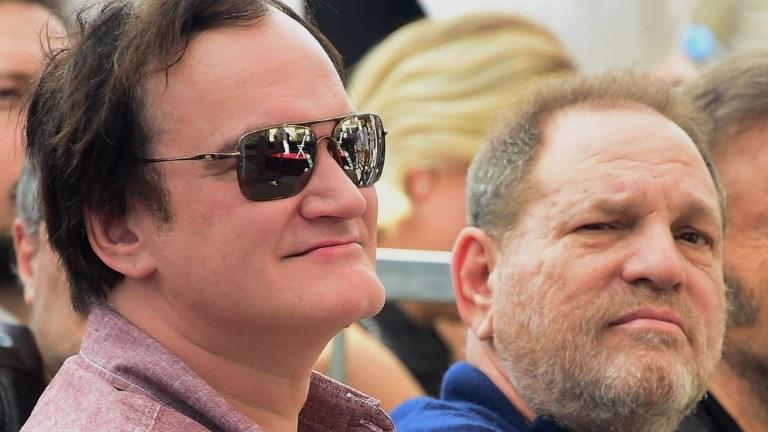 Tarantino regrette de n'avoir rien dit sur Harvey Weinstein