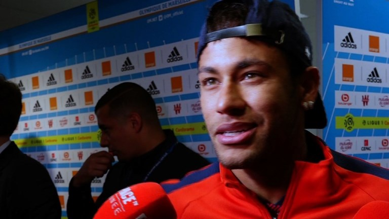 OM-PSG: Neymar exclu pour son premier clasico