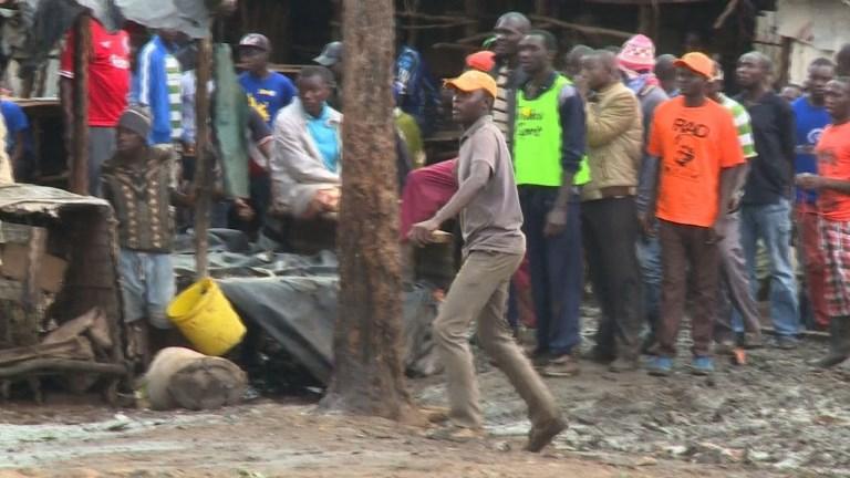 Election au Kenya: au moins 6 morts dans des affrontements