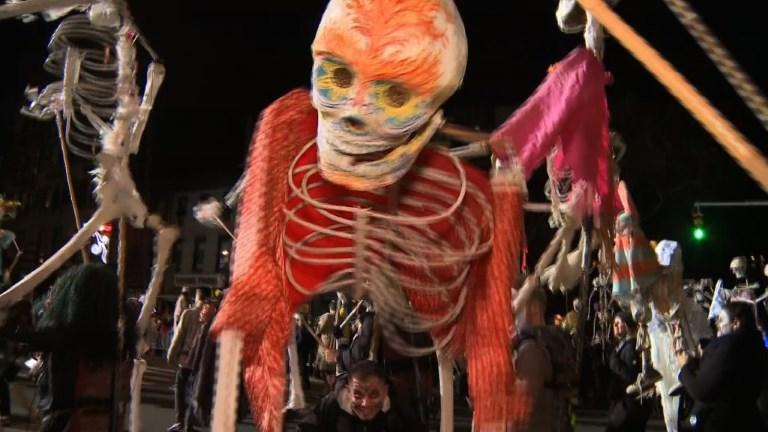 A New York, on fête Halloween malgré l'attentat