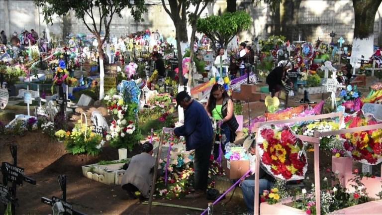 Jour des Morts au Guatemala