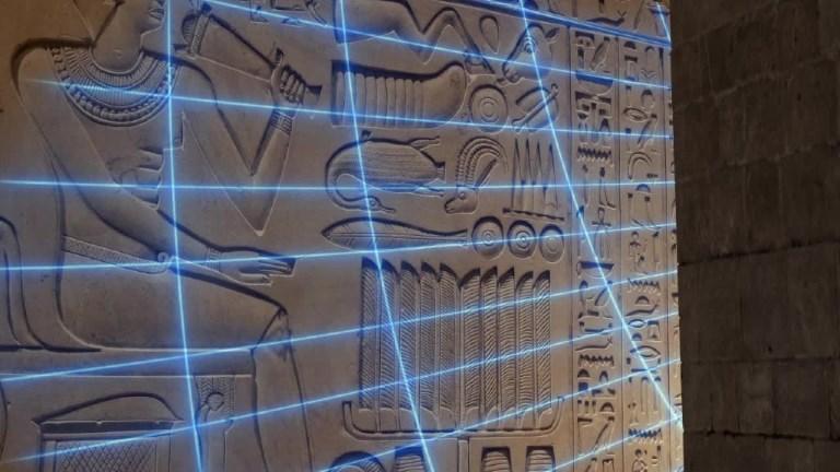 Egyptologie: radiographier les pyramides