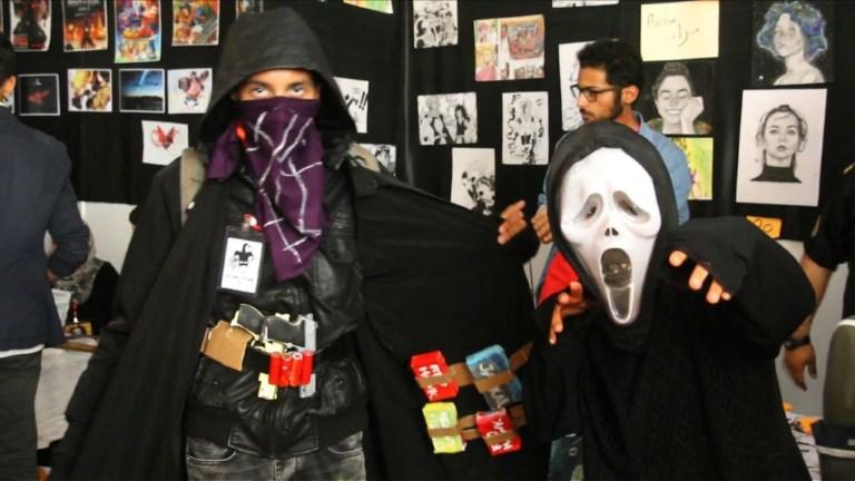Le 'Comic Con' de Tripoli ouvre ses portes