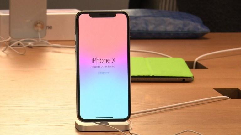 Les premiers clients ont acheté l'iPhone X
