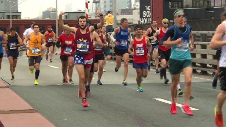 Succès du marathon de New York, sous haute surveillance