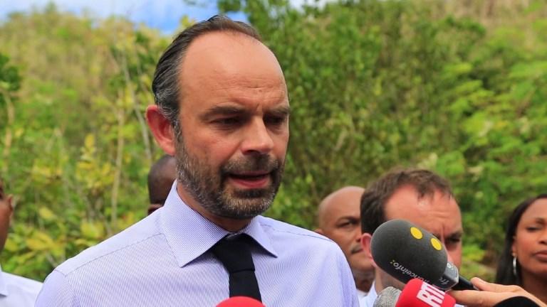 Guadeloupe: Edouard Philippe au chevet des agriculteurs