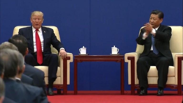 Trump appelle Xi Jinping à agir vite et fort face à Pyongyang
