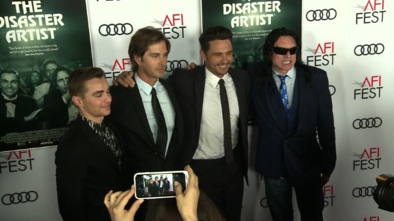 James Franco présente son film