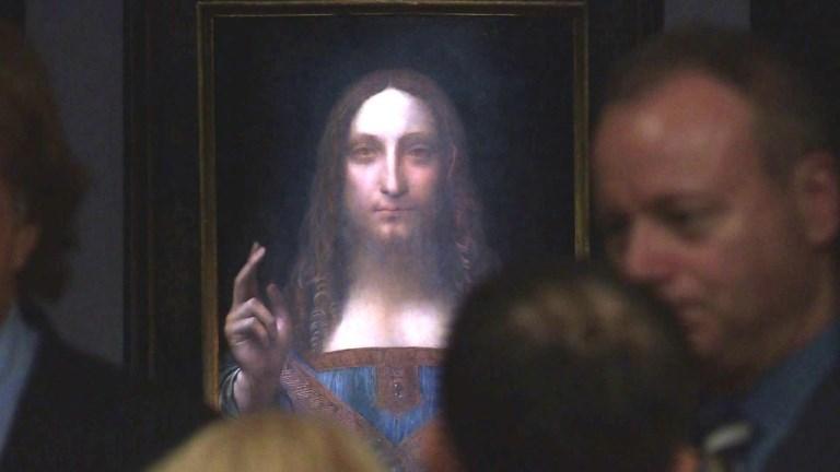 Record pour un de Vinci adjugé 450,3 millions de dollars