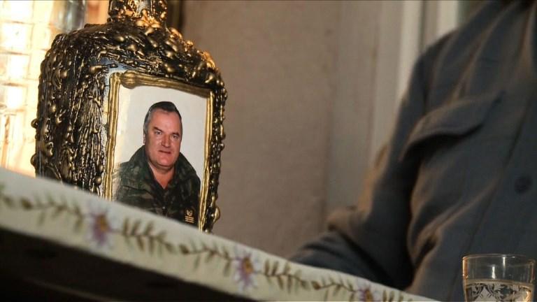 La Republika Srpska, terre serbe dont Mladic reste le héros