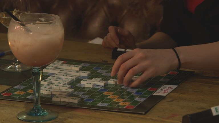 Londres: un speed dating sous forme de Scrabble coquin