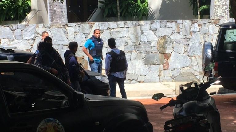 La Colombie confirme que le maire de Caracas s'y est réfugié
