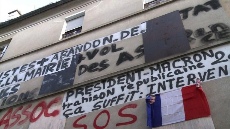 13 novembre: les sinistrés de l'assaut de St-Denis
