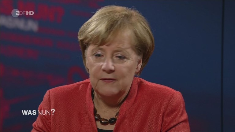 Merkel prête à être candidate en cas d'élections anticipées