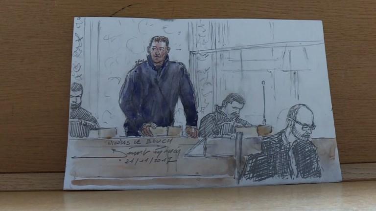 Procès de Nicolas Le Bouch pour le meurtre d'une étudiante