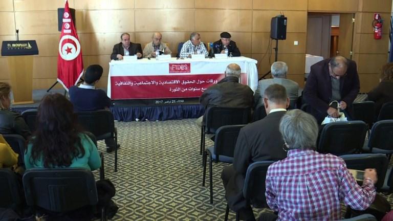 Tunisie: un réel changement se fait attendre selon une ONG