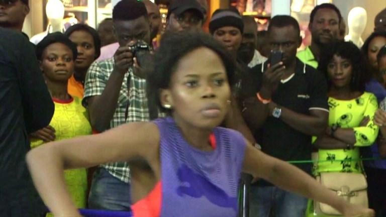Nigeria: une danseuse bat le record de danse la plus longue
