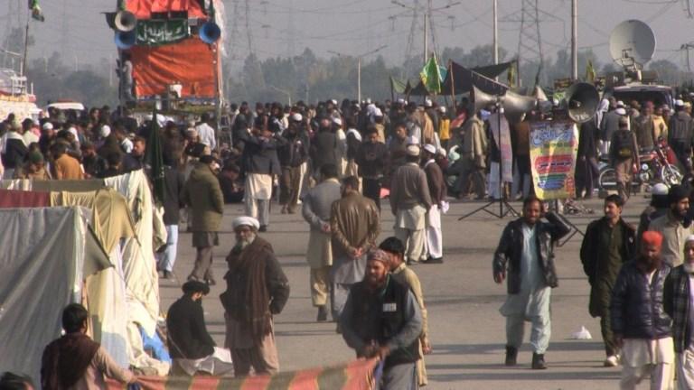 Tension au Pakistan où les islamistes sont toujours dans la rue