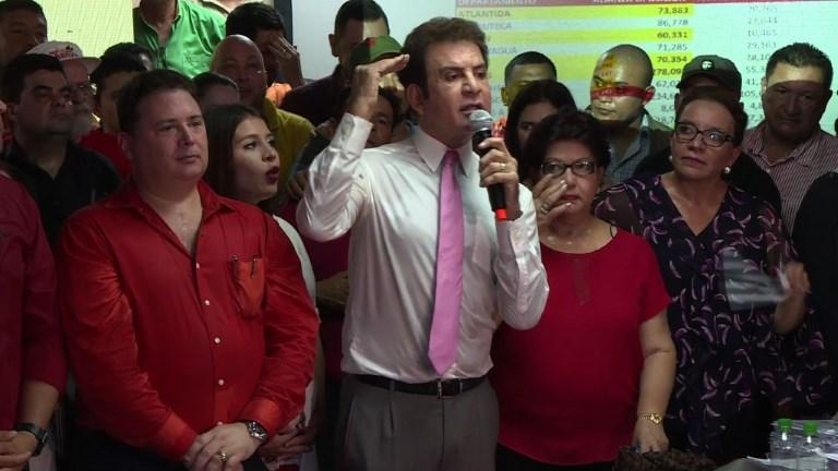 Honduras: l'opposant Nasralla ne reconnaît pas les résultats