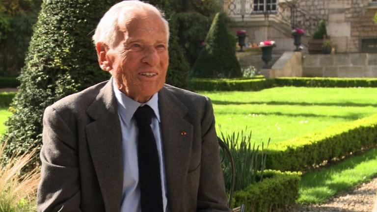 L'écrivain Jean d'Ormesson est mort à l'âge de 92 ans