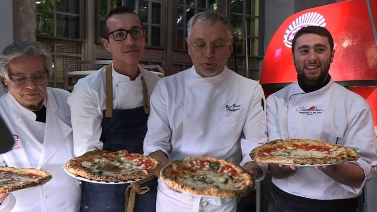 L'art du pizzaïolo napolitain entre au patrimoine de l'Humanité