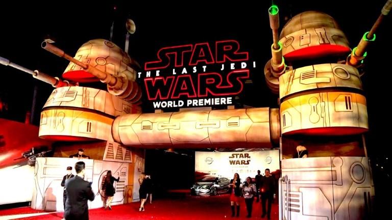 Star Wars: les Jedi ressortent les sabres, succès attendu