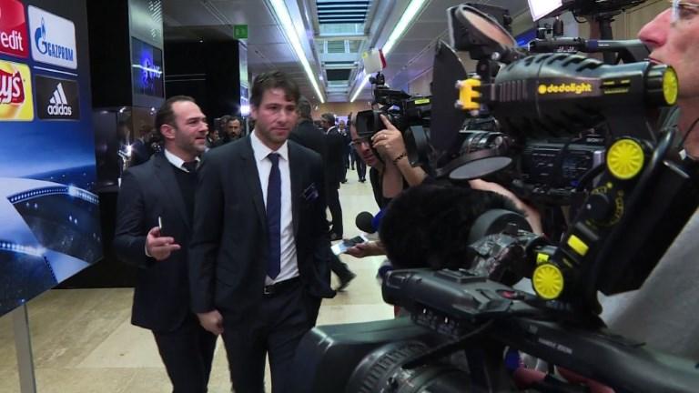 Football/C1: le PSG de Neymar contre le Real de Ronaldo en 8es