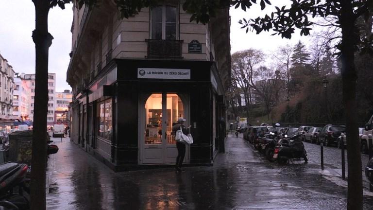 Une boutique