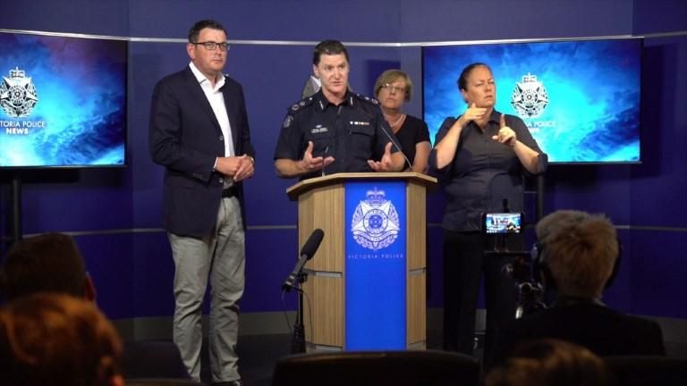 Melbourne: pas de signe de terrorisme