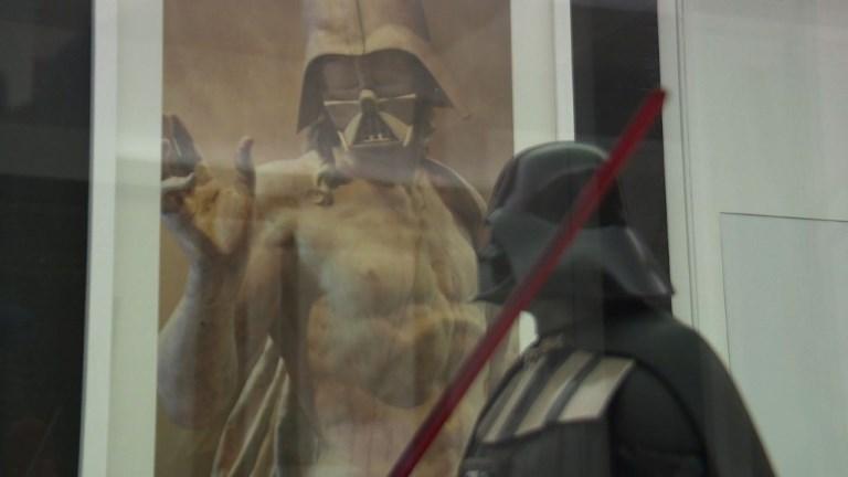 Une exposition inspirée de Star Wars ouvre en Suisse